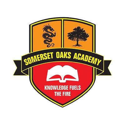 Logo Somerset Oaks Academy